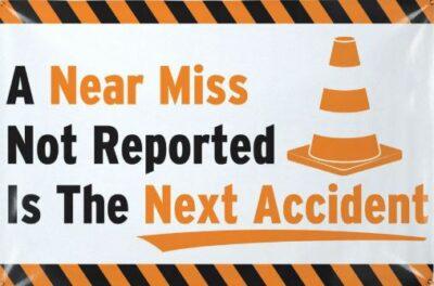 Report Near Misses