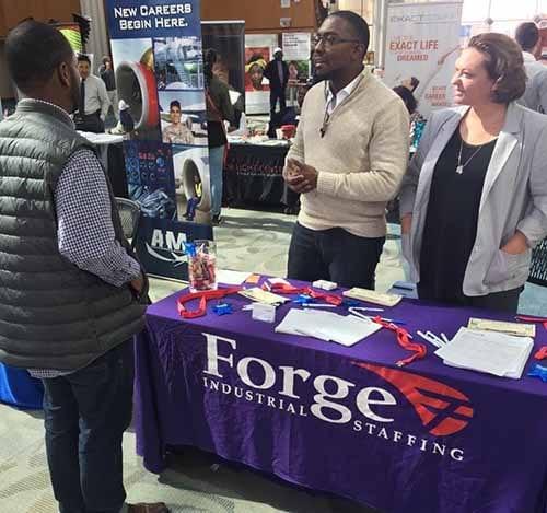 Forge Job Fair