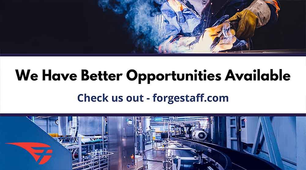 Better opportunities